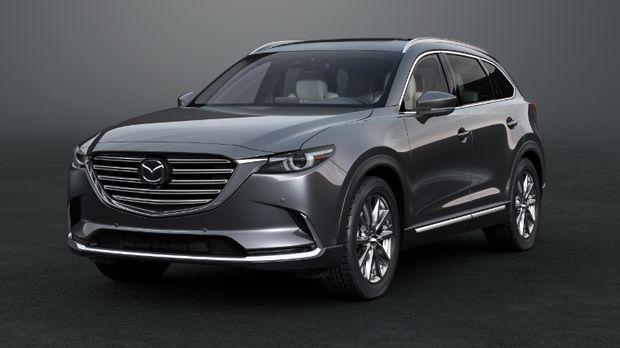 All New Mazda CX-9 AWD