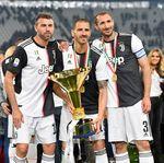 Dari Rekan Jadi Pelatih: Barzagli Cerita Repotnya Tangani Chiellini-Bonucci