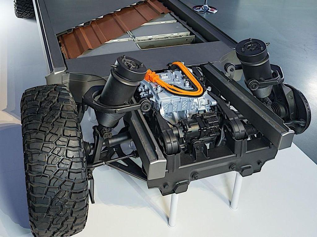 Wow! LG-BUMN Garap Pabrik Baterai Kendaraan Listrik Rp 142 T