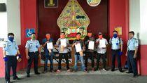 Corona Mewabah, 39 Napi Lapas Wirogunan Yogya Dirumahkan