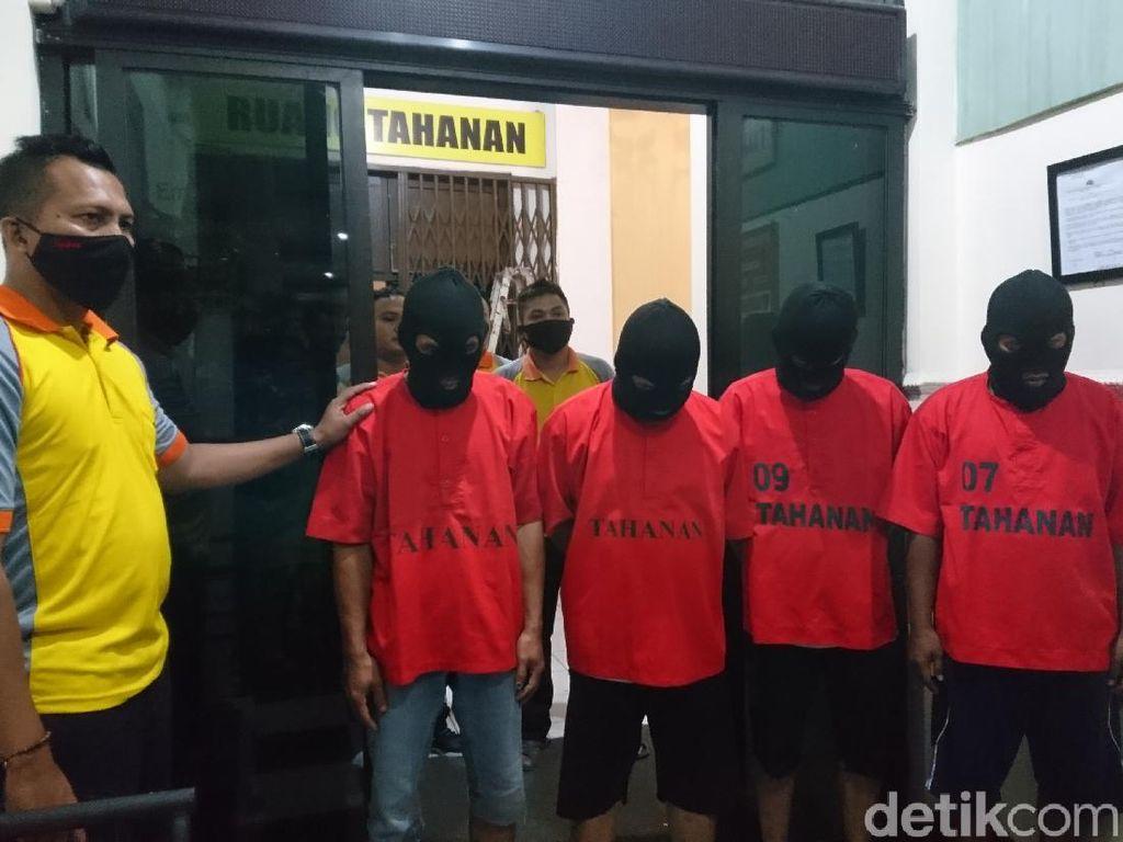 Ngaku Khilaf, PNS Dinkes Cilegon Jual Masker Curian Rp 30 Ribu/Boks