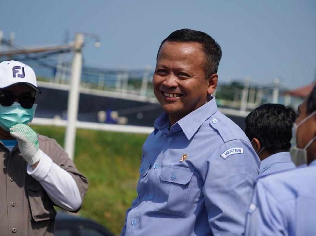 Kondisi Edhy Prabowo yang Kena Corona Membaik, Gerindra: Bercanda Ketawa-ketiwi