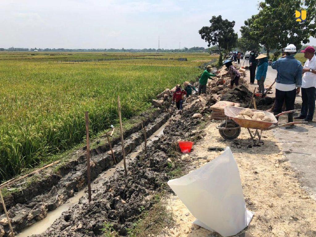 Basuki Sebar Padat Karya Tunai Rp 10 T ke Masyarakat Desa