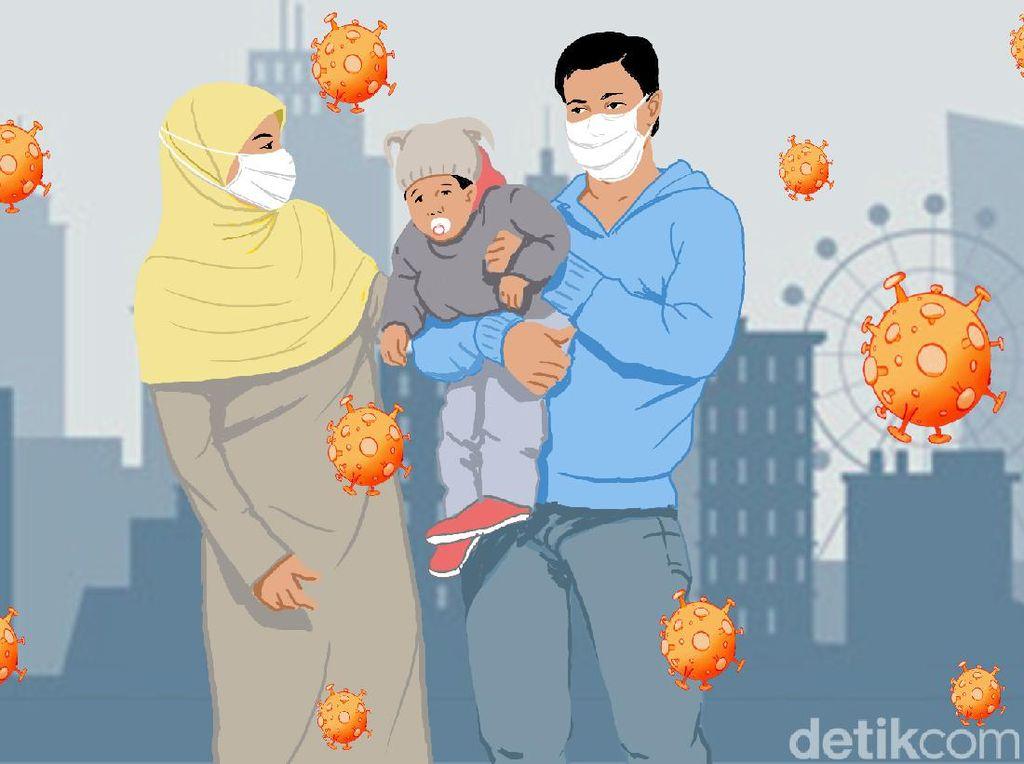 Kisah Menggugah Para Penyintas Virus Corona