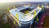 Borussia Dortmund Buka Stadion untuk Rawat Mereka yang Terinfeksi Corona