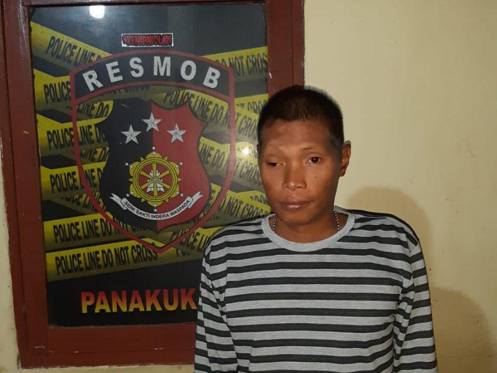Ancam dan Lempari Rumah Brimob, 2 Preman di Makassar Ditangkap