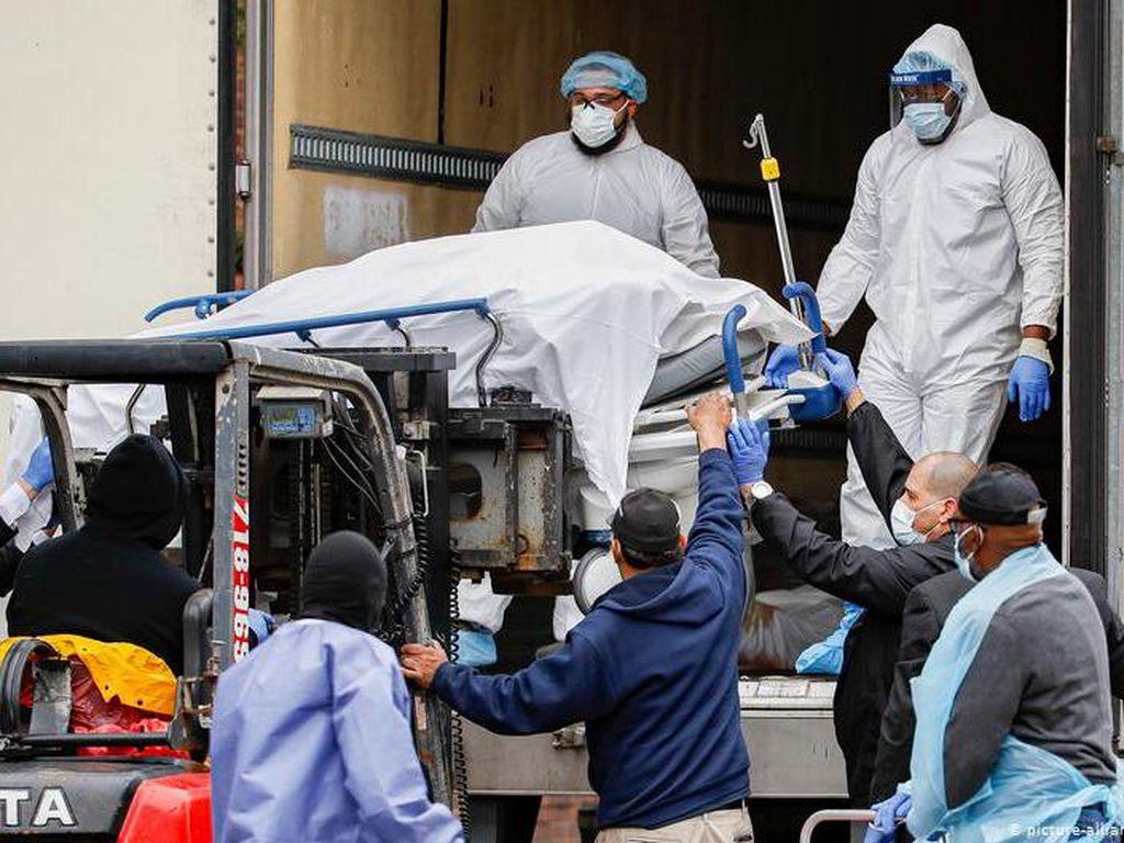 Kasus Virus Corona Tembus Sejuta, Puluhan Juta Orang Kehilangan Pekerjaan