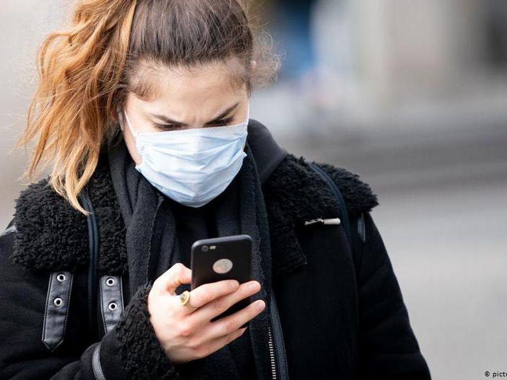 Dunia Berlomba Kembangkan App Virus Corona
