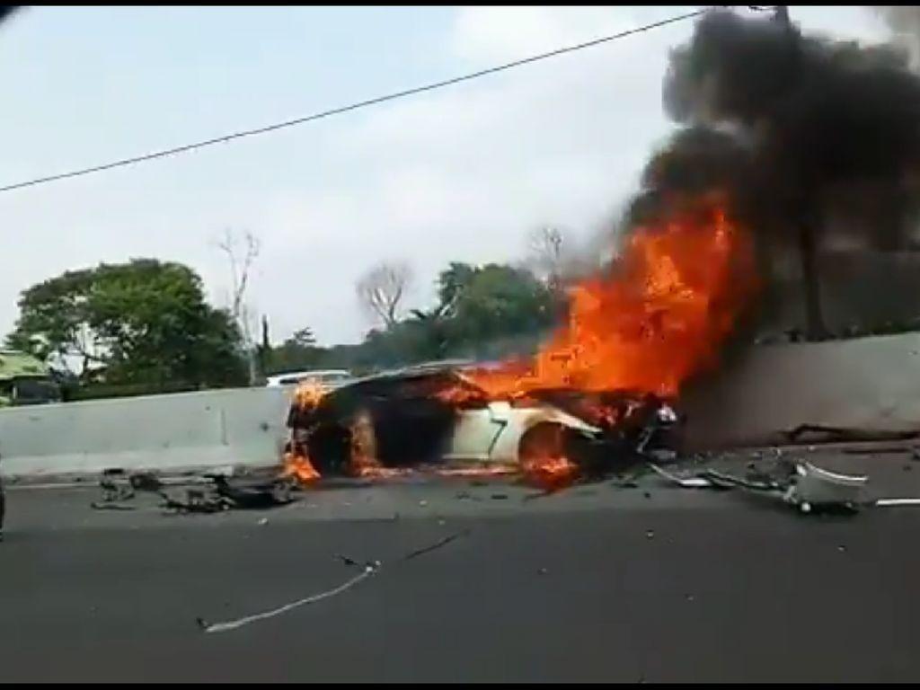 Wakil JA Meninggal Kecelakaan di Tol Cibubur, Kapuspenkum Cek RS Polri