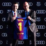 Wapres Barcelona Positif Corona