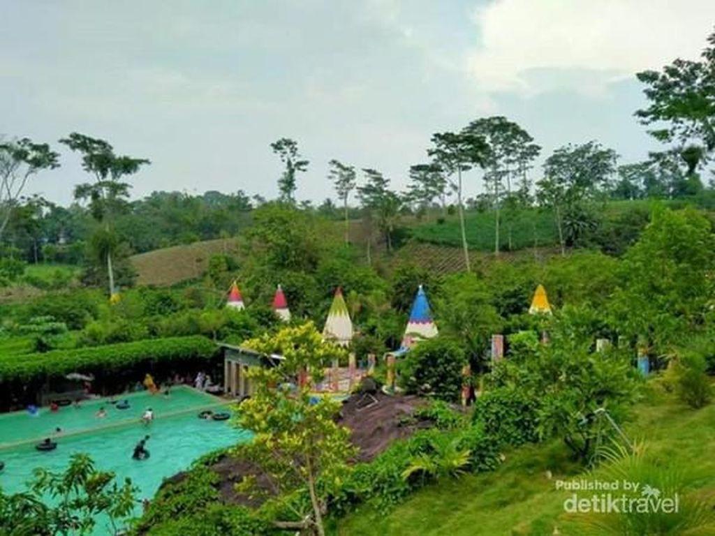 Wisata Kampung Indian di Kediri, Ada Apa Saja?