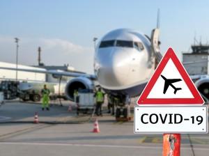 Industri Penerbangan Diprediksi Rugi Rp 2.200 T