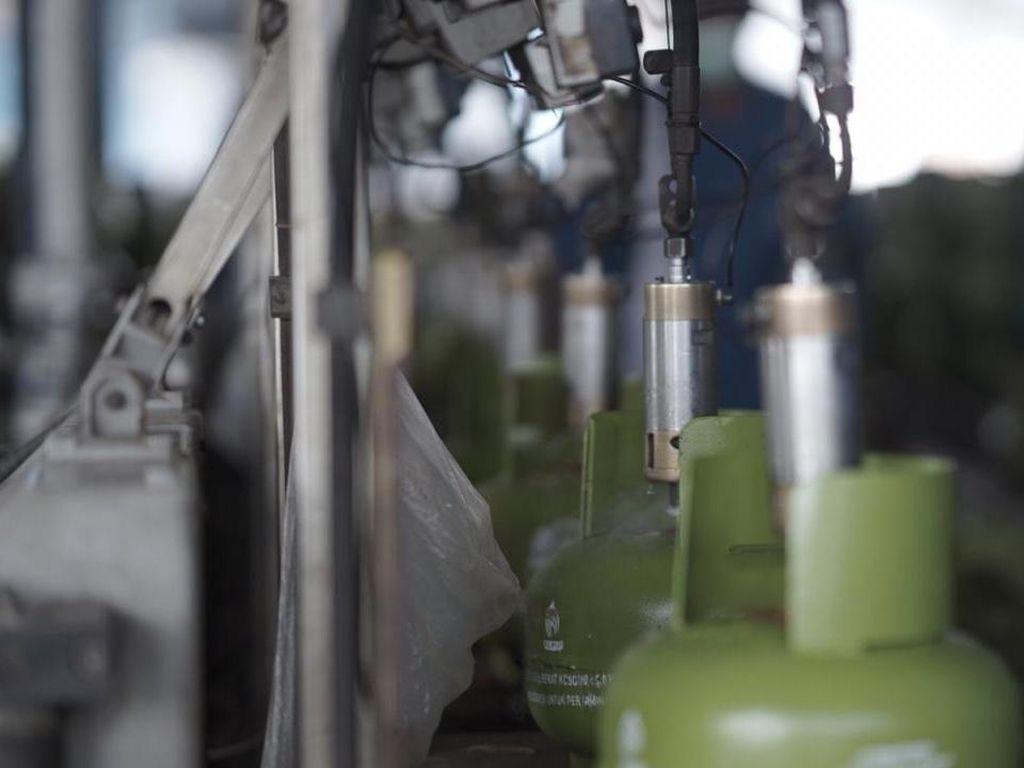 Pasokan LPG 3 Kg di Garut Ditambah 50 %