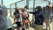 Pengawasan Diperketat, 200 Penumpang Kapal di Pelabuhan Samarinda Jadi ODP