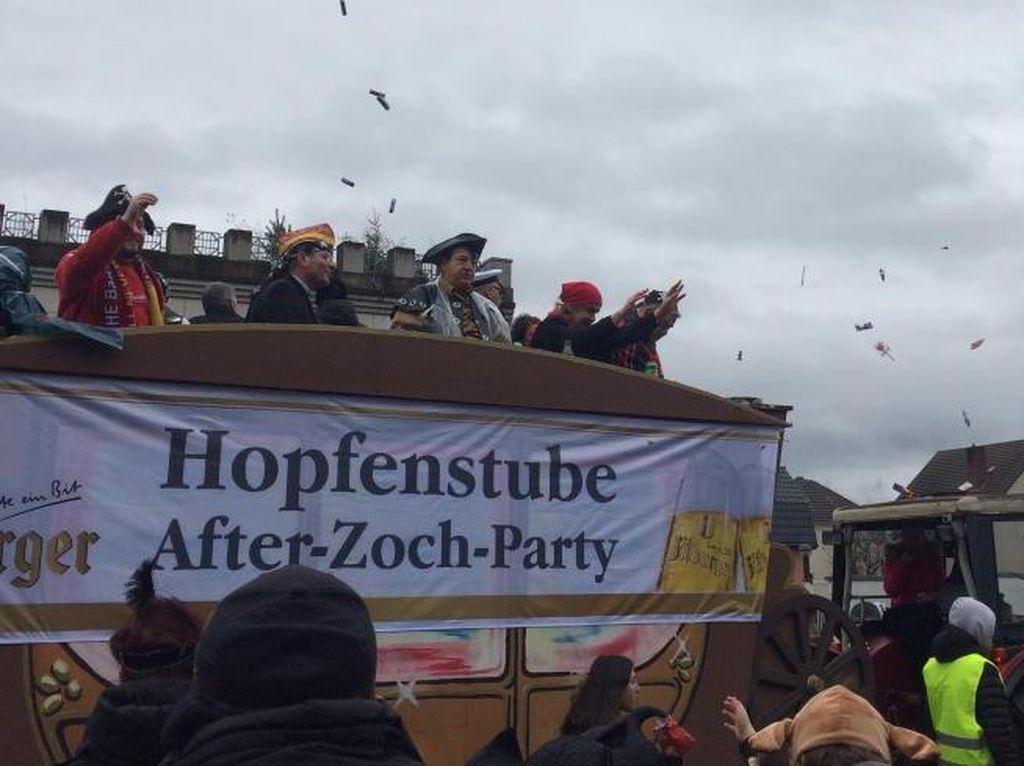 Mengenang Kemeriahan Karnaval Jerman Sebelum Corona