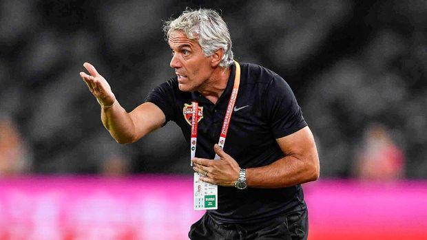 Roberto Donadoni memulai petualangan baru menangani klub China. (