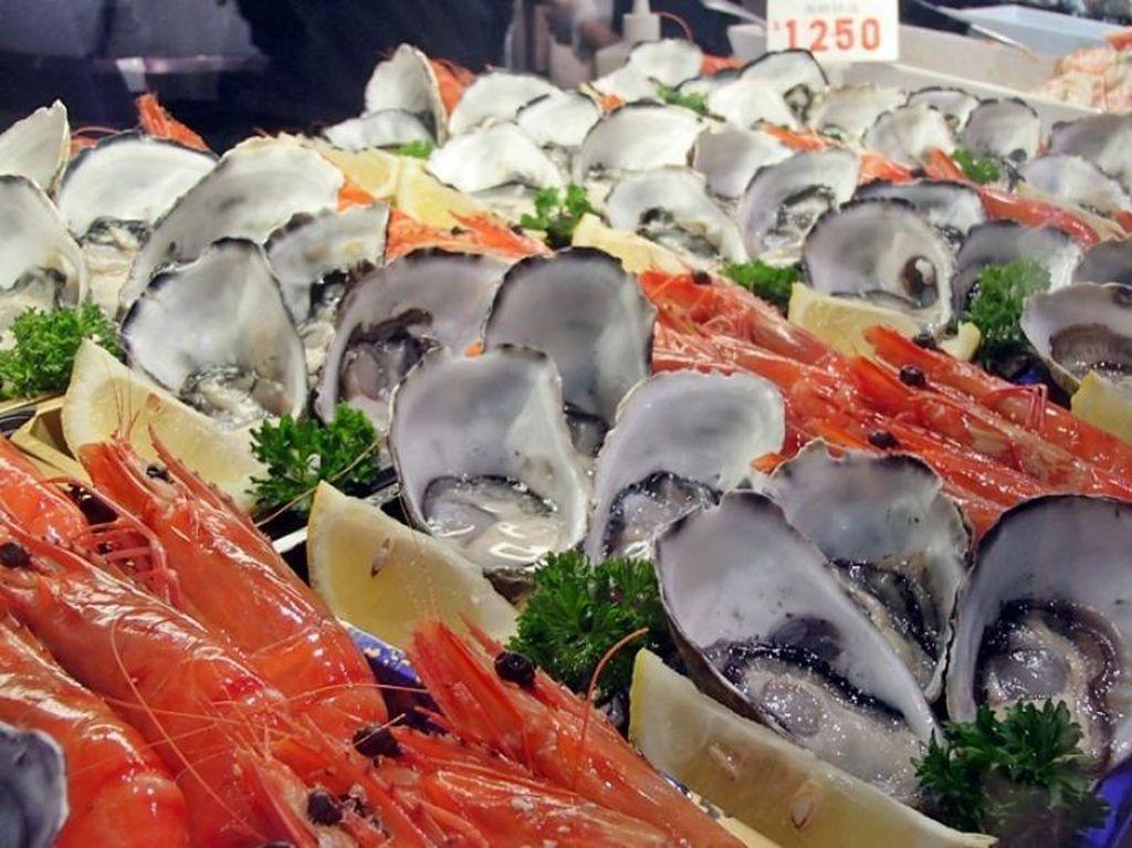 Penggemar Seafood Wajib ke Pasar di Sydney Ini