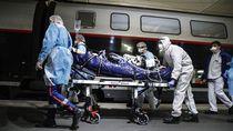 Prancis Manfaatkan Kereta Cepat untuk Angkut Pasien Corona