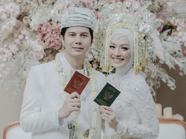 Influencer Mega Iskanti Gelar Pernikahan Tanpa Tamu, Tayangkan ...