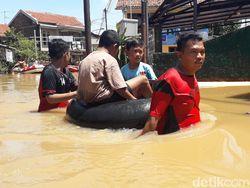 Nasib 12 Ribu Warga Desa Dayeuhkolot yang Seminggu Terendam Banjir