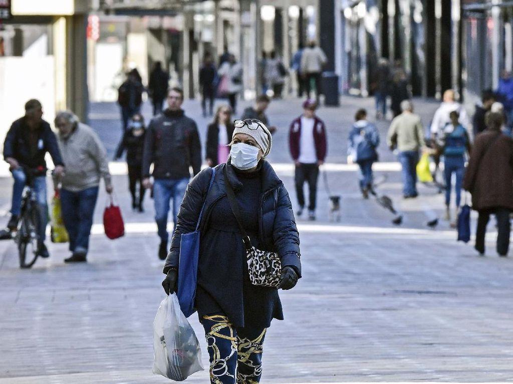 137.698 Orang Positif Corona, Menkes Jerman: Wabah Terkendali