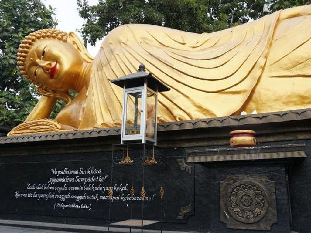 Lihat Pagoda Myanmar Tapi di Malang