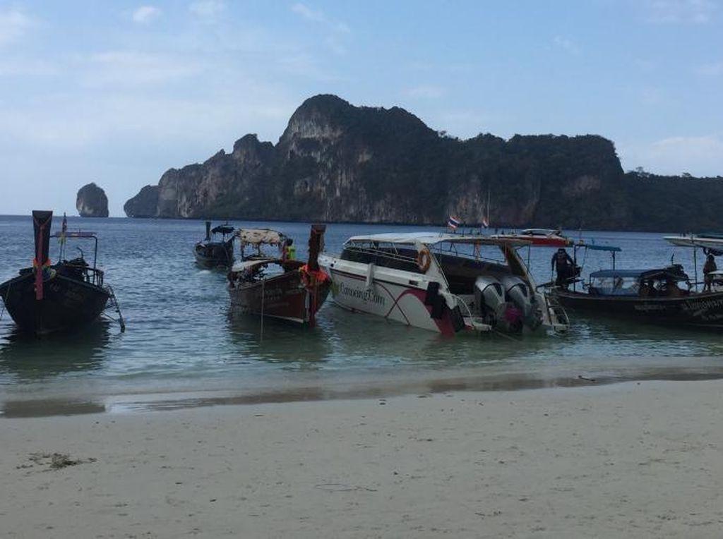 Wisata Phuket Sulit Pulih, Sumber Cuan Dialihkan ke Sektor Lain