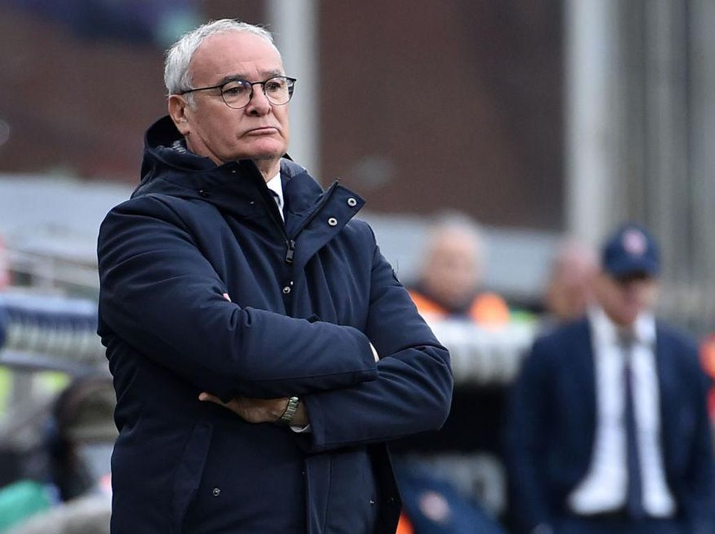 Ranieri: Banyak yang Lebih Butuh Tes Ketimbang Kami