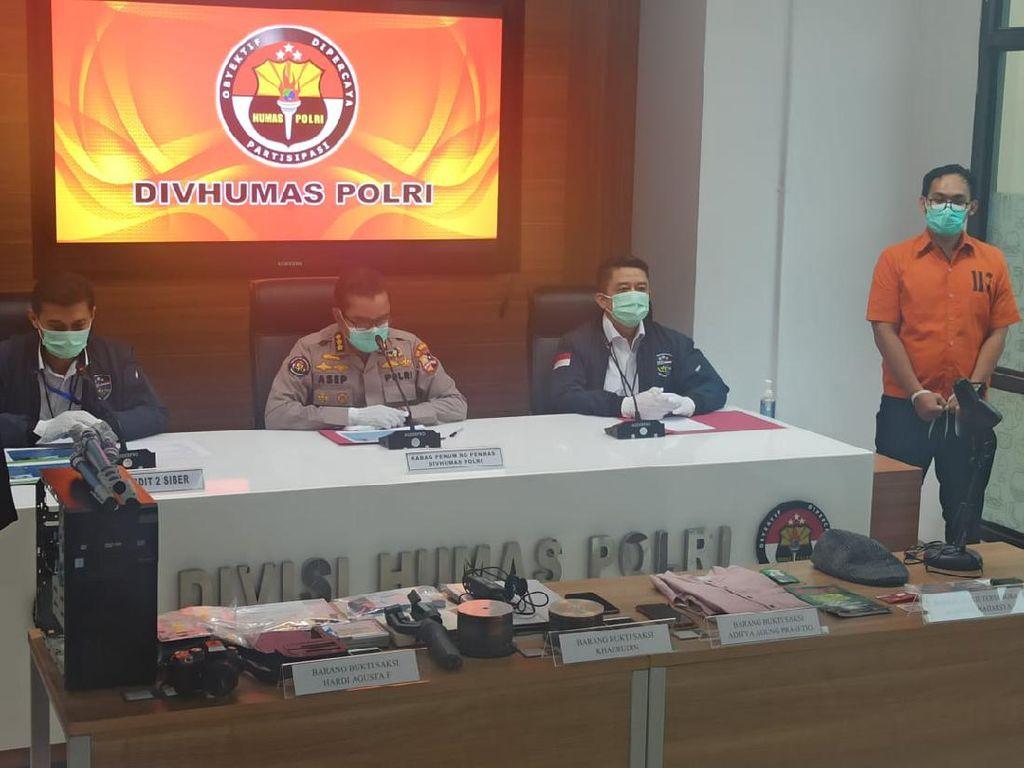 Bola Salju Kasus Ali Baharsyah Hina Jokowi Via Isu Wabah