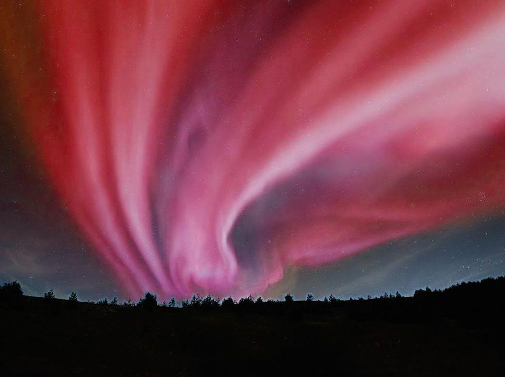 Misteri Fenomena Langit Merah di Jepang Terkuak Setelah 1.400 Tahun