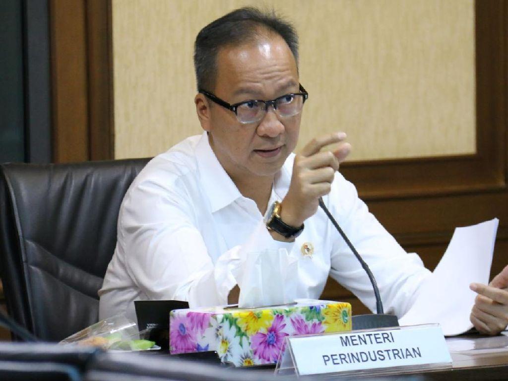 Rapat Virtual dengan DPR, Menperin Beberkan Dampak Corona ke Industri