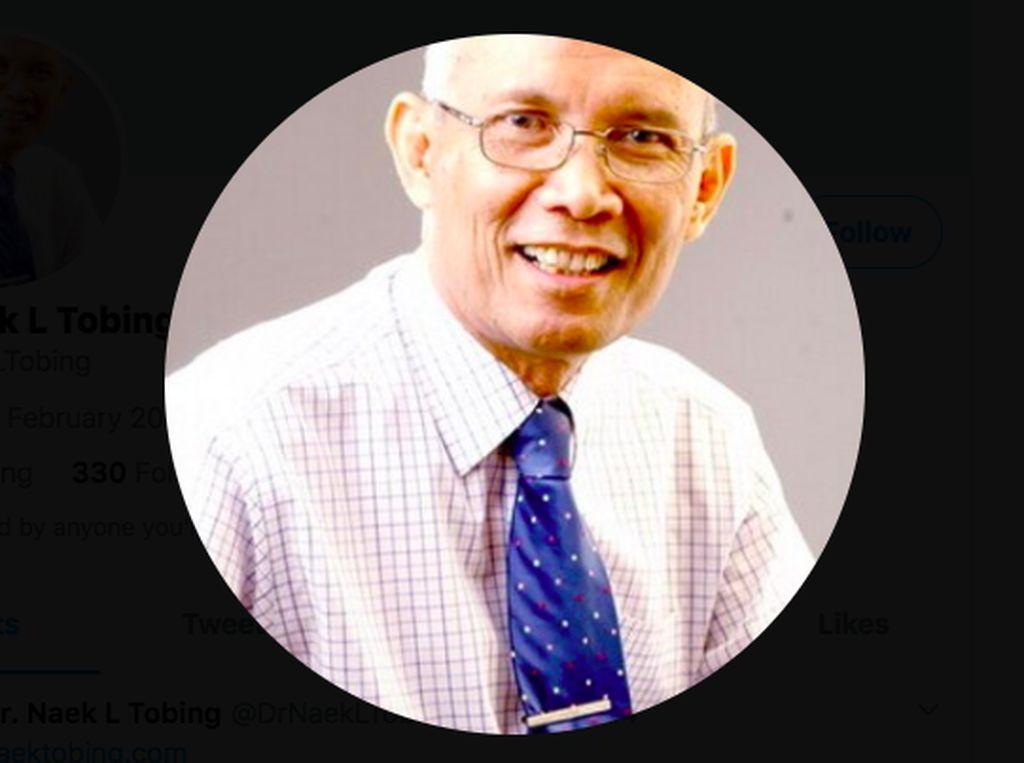 Mengenal Seksolog Dr Naek L Tobing yang Meninggal Dunia karena Corona