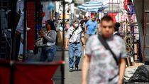 Lebih dari 200.000 Orang Terinfeksi Corona di Meksiko, 25.000 Meninggal