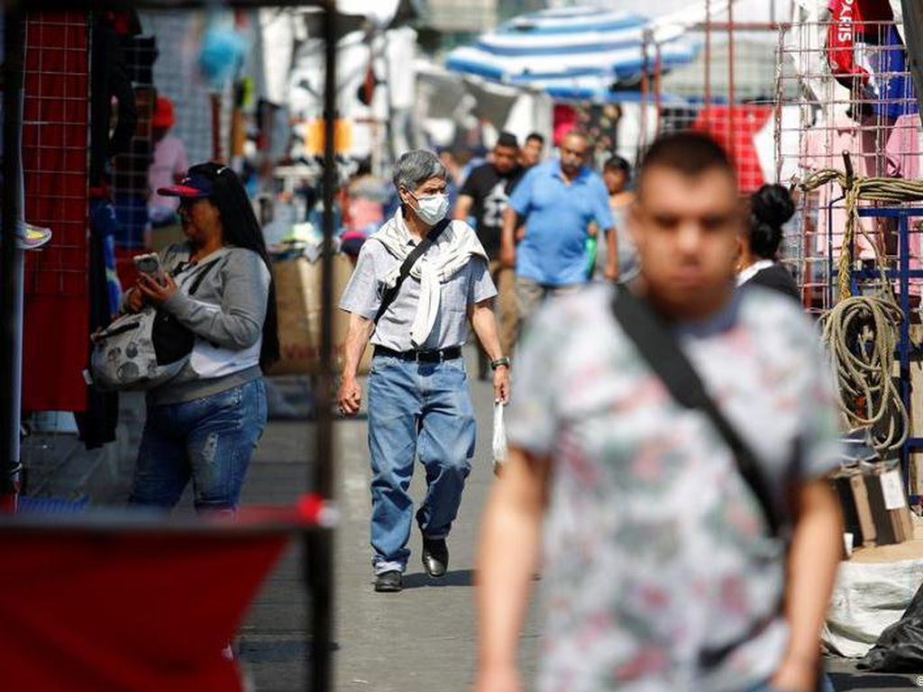 Melihat Terpukulnya Kartel Narkoba Meksiko karena Lockdown Corona