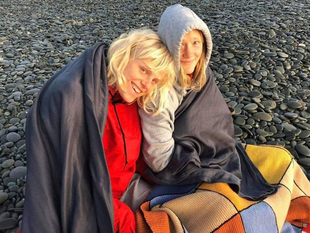 Kisah Turis Denmark Terjebak & Dibantu Orang Baik Selandia Baru