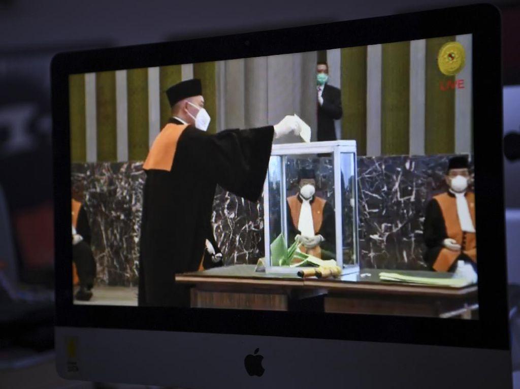 Video: Hakim Agung Syarifuddin Terpilih Jadi Ketua  MA