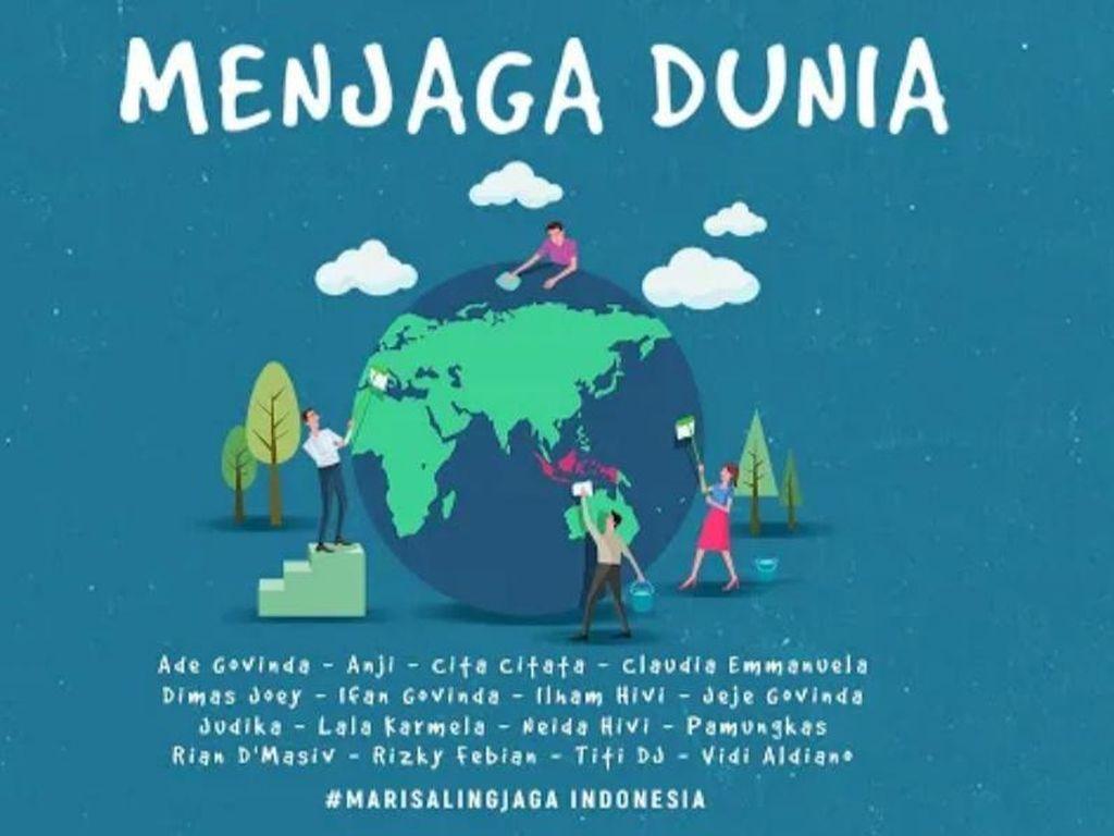 13 Musisi Indonesia Menjaga Dunia dari Corona Lewat Lagu