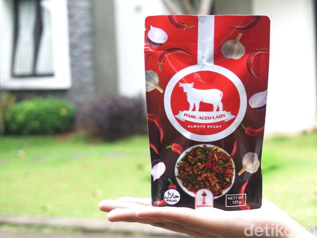 Paru Aceh Lady : Pedas Mantap! Oseng Paru  Aceh dan Iga Sapi Balado
