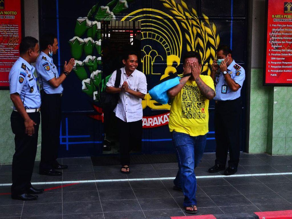 Per 14 April, Ditjen PAS Bebaskan 36.706 Napi Gegara Corona