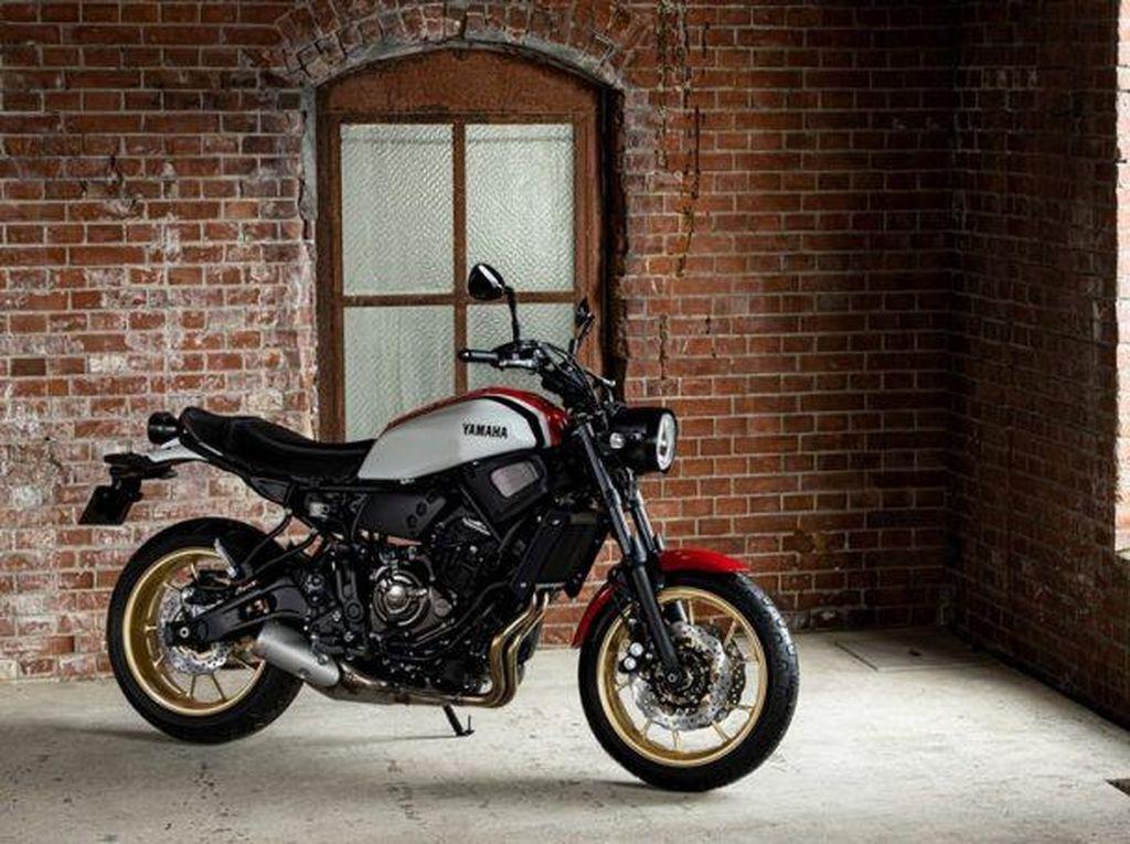 Yamaha Siap Kenalkan Motor Nuansa Jadul Lagi