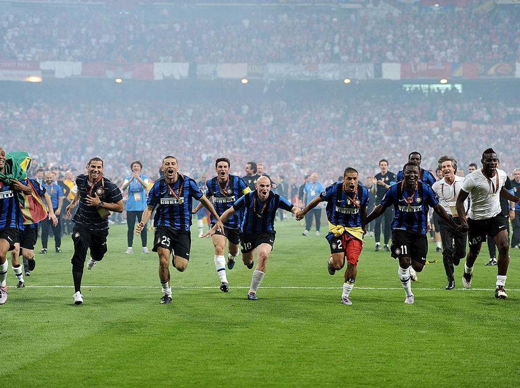 Kenang Treble Inter Milan, Stankovic Colek Juventus
