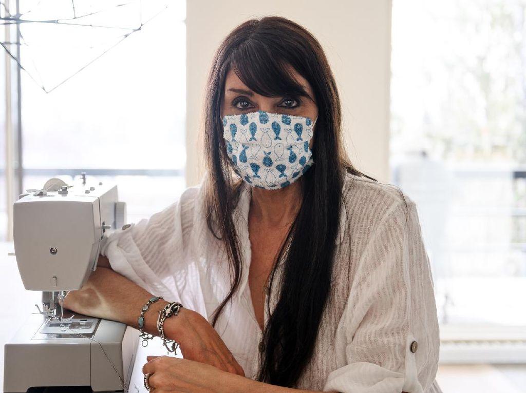 Denda Rp 9,8 Juta untuk yang Tidak Mau Pakai Masker Saat Keluar Rumah
