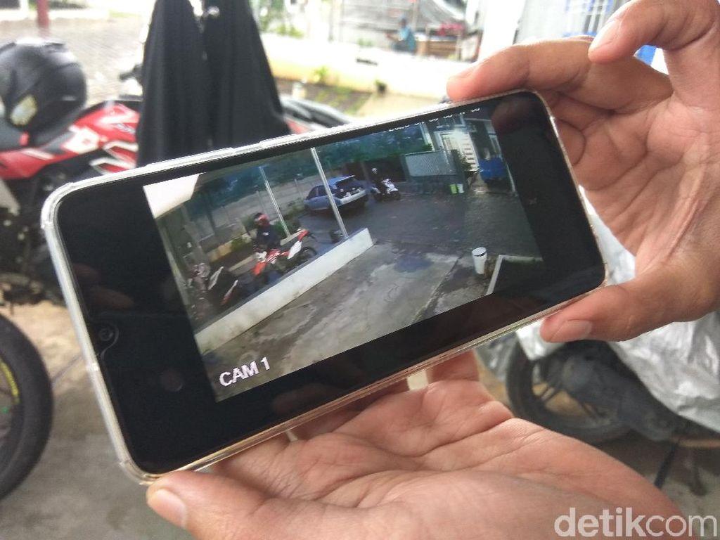 Viral Video Pencuri Motor Bersenpi di Cimahi, Begini Pengakuan Korban