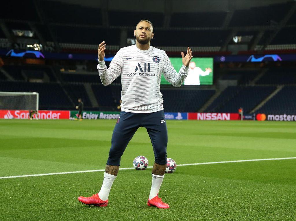 Del Bosque: Neymar Bukan Contoh yang Baik