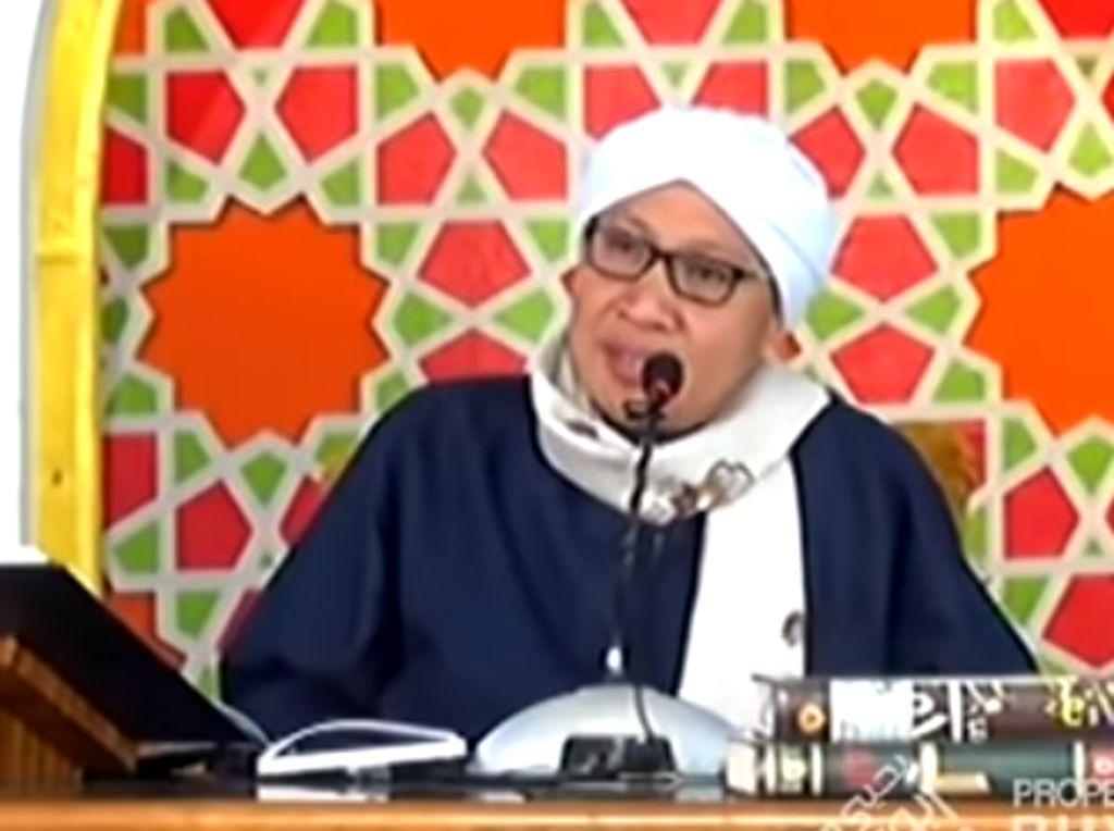Buya Yahya Kritik Lirik Aisyah Istri Rasulullah