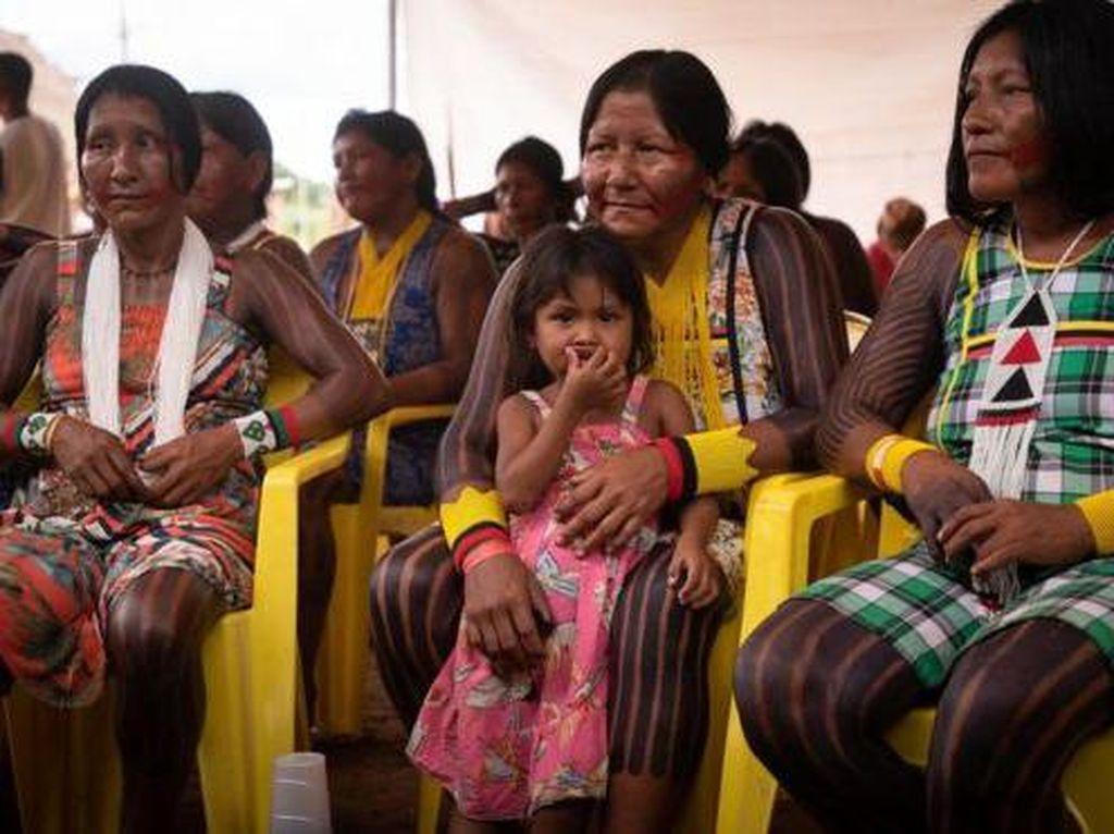 Bahayanya Ancaman Corona Bagi Masyarakat Adat