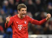 Bayern Munich Resmi Tambah Kontrak Thomas Mueller