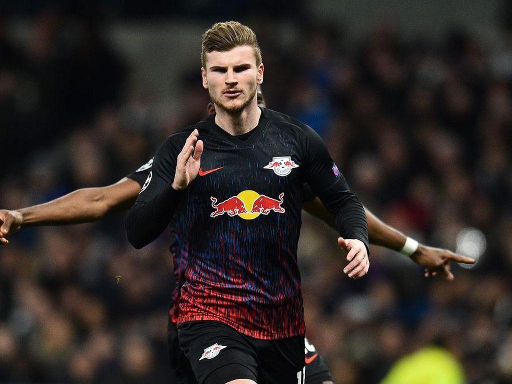 Jika Mampu Boyong Cavani dan Werner, Inter Bisa Lebih Kuat