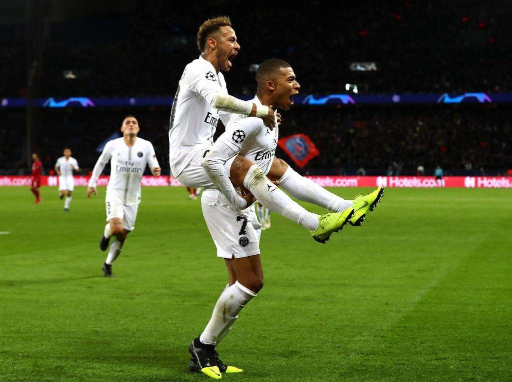Neymar dan Mbappe Kayaknya Masih di PSG Musim Depan