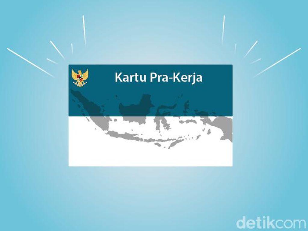 Jokowi Teken Perpres, Direktur Eksekutif Kartu Prakerja Digaji Rp 77,5 Juta